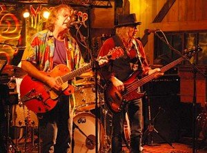 Moonalice's Roger McNamee and Pete Sears.