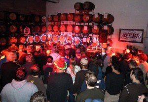 The Kyle Hollingsworth Band at Avery Brewing Company Dec. 12.