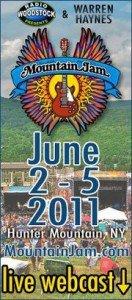 Mountain Jam 2011