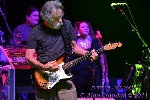 Jeff Pehrson, Bob Weir & Sunshine Becker