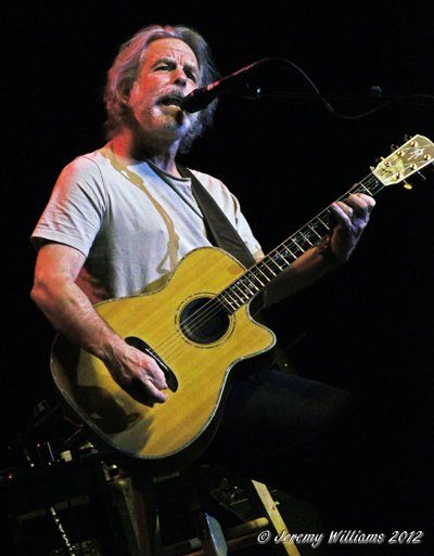 Bob Weir And Jackie Greene At Paramount Theatre Dec 13