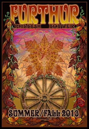Furthur Summer Tour